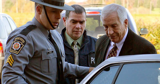"Sandusky Called A ""Predator"" As Trial Begins"