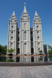 The Mormon church offers a religious view on abortion but maintains political neutrality. (Courtesy Creative Commons)