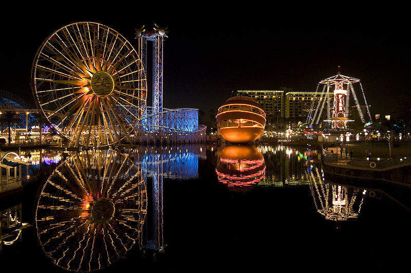 Disney's California Adventure (Creative Commons)