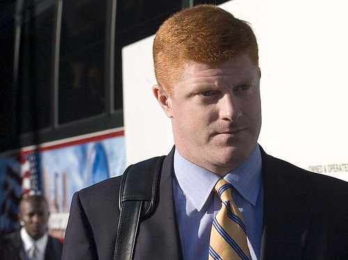 Mike McQueary (photo courtesy of Creative Commons).