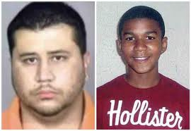 George Zimmerman and Trayvon Martin (Creative Commons).