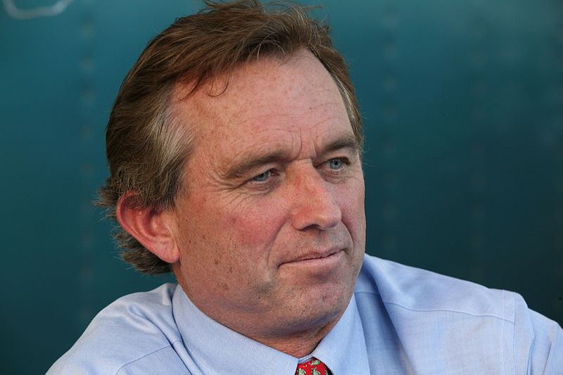 Robert F. Kennedy Jr. (Wikimedia Commons)
