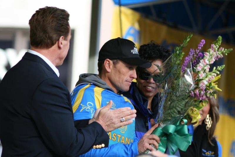 Armstrong has seen his reputation destroyed by the investigation into alleged doping practices. (Flickr/Creative Commons)