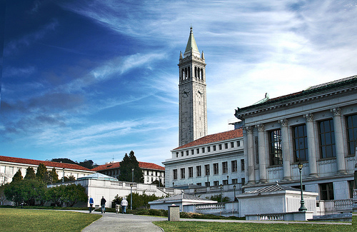 The University of California, Berkeley. (Charlie Nguyen/Flickr)