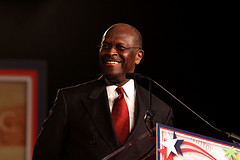 Herman Cain (creative commons)