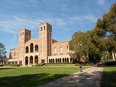 UCLA campus (Creative Commons)