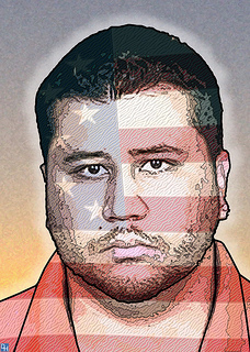 George Zimmerman (DonkeyHotey, Creative Commons)