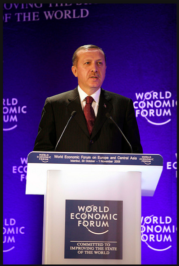 Turkish Prime Minister Tayyip Erdogan (Creative Commons)