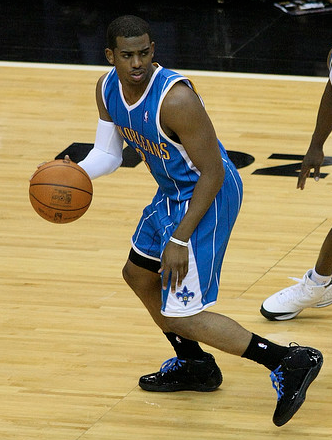 Chris Paul's wish to be traded was finally granted Wednesday (Keith Allison/Creative Commons)