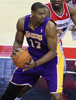 Bynum's newfound post-game won't have to be relied upon quite as much this season (Keith Allison/Creative Commons)