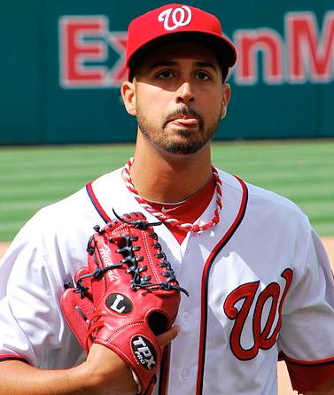 Washington's World Series hopes hinge on Gio Gonzalez's arm. No pressure. (Muohace_DC/Wikimedia Commons)