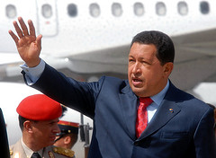 Hugo Chavez faces the toughest political challenge of his 14-year tenure on Sunday. (www_ukberi_net/Creative Commons)