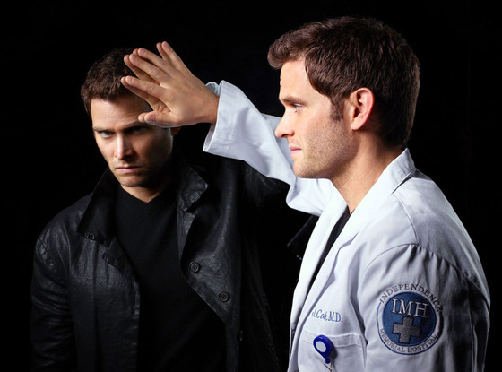 Steven Pasquale as Dr. Jason Cole/Ian Price in 'Do No Harm' (NBC)