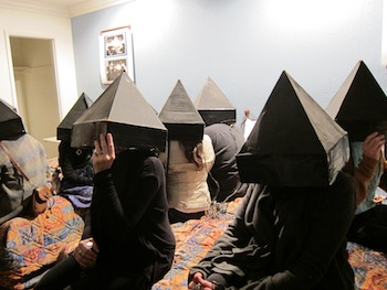 Pyramid Heads (Tricia Tongco).