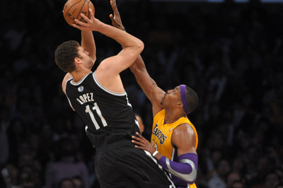 Where's Brook Lopez? And why is Dwight Howard even near the All-Star Game? (Wikimedia Commons)