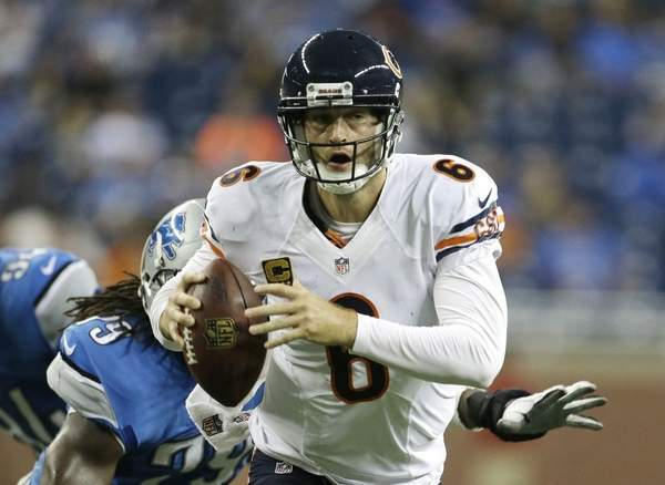 Smokin' Jay Cutler returns to the Midway lineup for a huge division battle. (rrstar/Flickr)