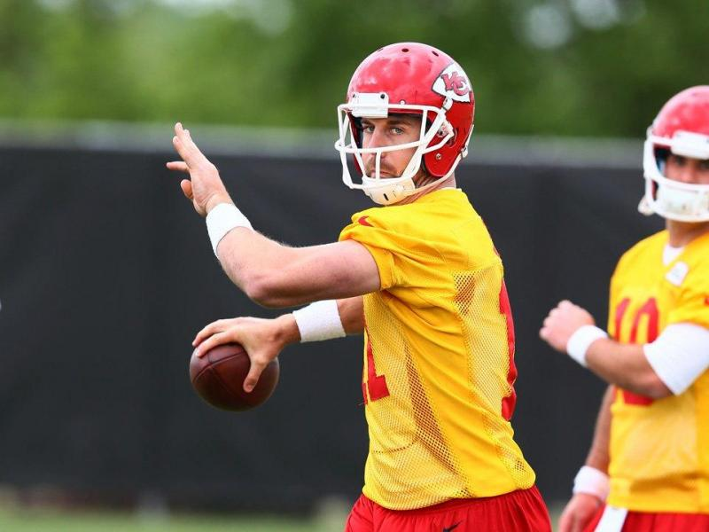 All Alex Smith does is win. (Wikimedia Commons)