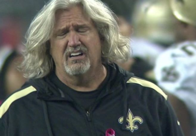 Rob Ryan face. (Flickr)