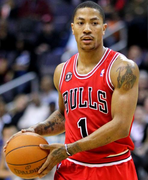 Can Derrick Rose put the Bulls over the hump? (Wikimedia Commons)