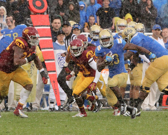USC-UCLA. (James Santelli/Neon Tommy)