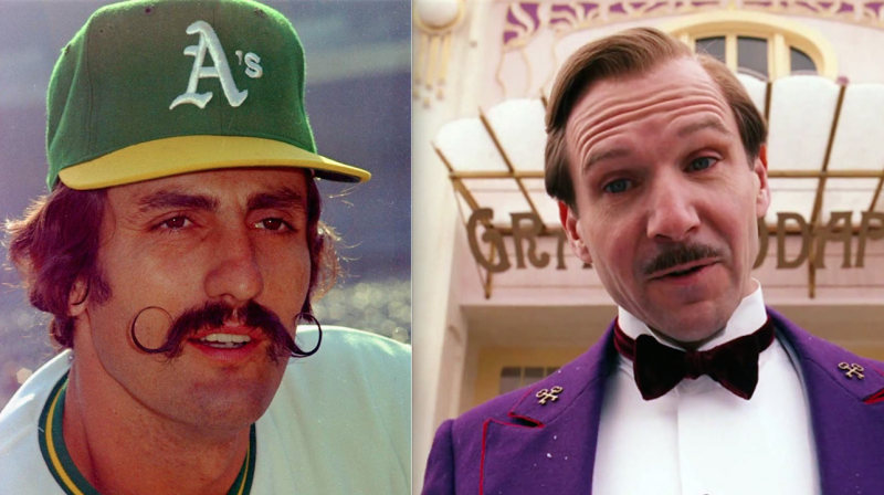 Gustave H., meet Rollie Fingers. (Commons)