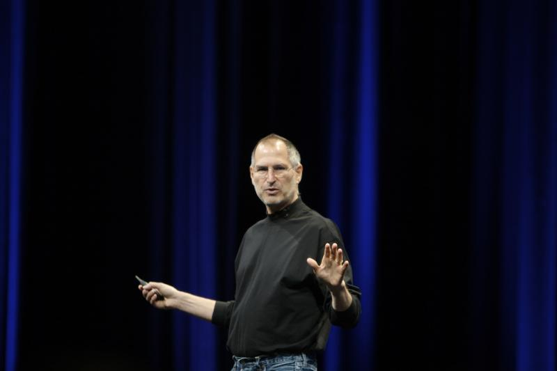 Apple's late co-founder, Steve Jobs (Creative Commons)