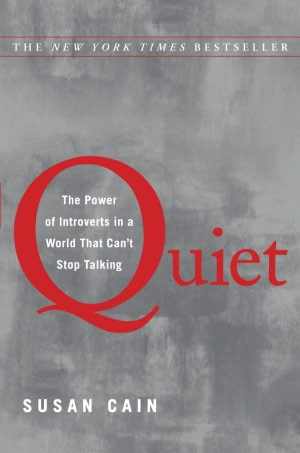 """Quiet"" by Susan Cain offers some interesting insights on introversion.  (Barnes & Noble)"
