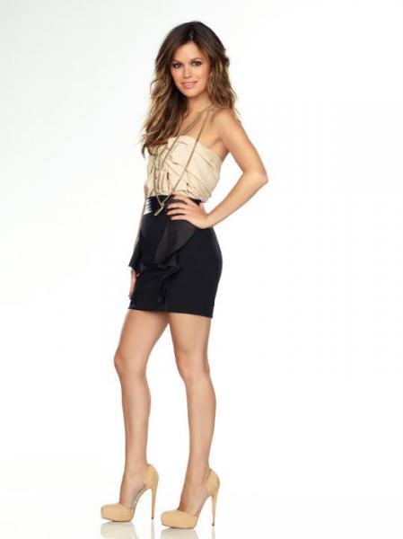 Rachel Bilson stars in the new CW series, Hart of Dixie