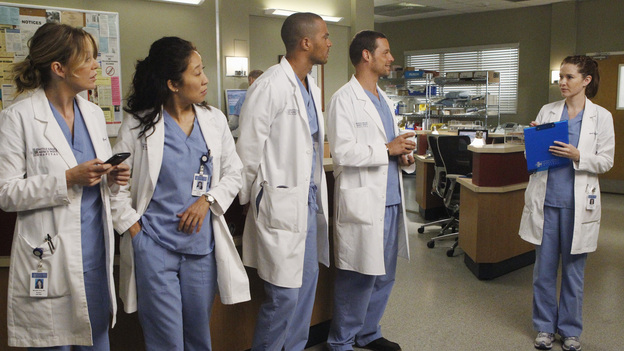 """Grey's Anatomy"" Thursdays on ABC (Courtesy of ABC)"