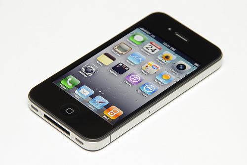 Early adopters pre-ordered Apple's iPhone 4S in large numbers Friday and Saturday, to the point that initial stocks have run out. (Image via creative commons)