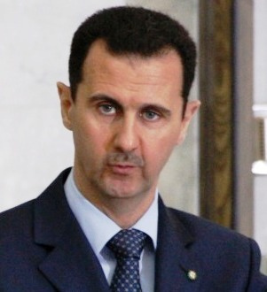Syria's Information Ministry denied reports that President Bashar Assad will step down. (FreedomHouse/Flickr)