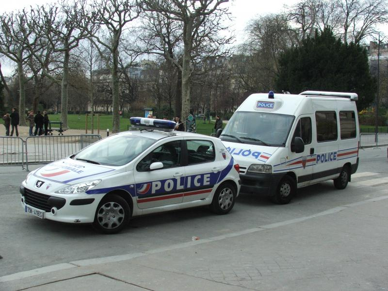 Police conducted raids across France early Wednesday (Creative Commons)