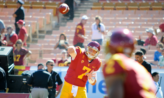 Will Matt Barkley and USC return to its winning ways (Jerry Ting/NT)?