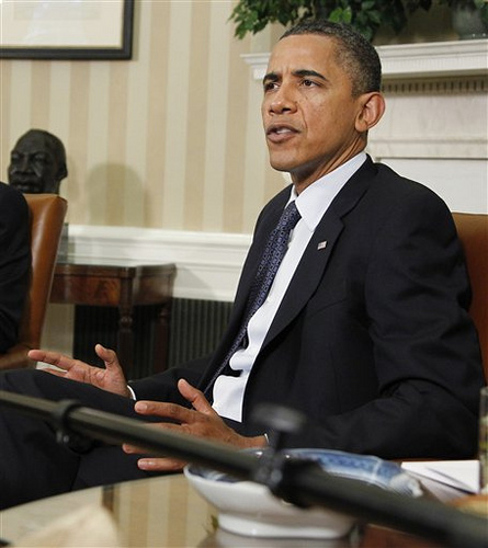President Obama will emphasize Asia in his foreign policy for his second term. (Creative Commons)