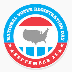 National Voter Registration Day (plus google)
