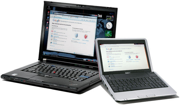 The laptop or the netbook? (laptopvsnetbook)