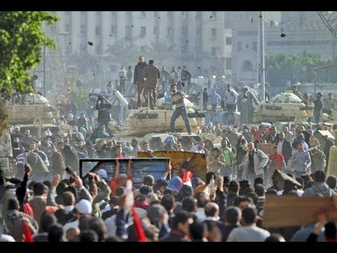 Since July, there have been nearly daily protests in the name of the Muslim Brotherhood (creative commons)