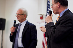 Democrats Howard Berman and Brad Sherman are facing off in the 30th District (Creative Commons/Charliekjo)