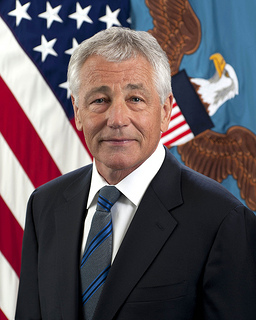 Only four Senate Republicans voted in Hagel's favor. (Official U.S. Navy Imagery, Creative Commons)