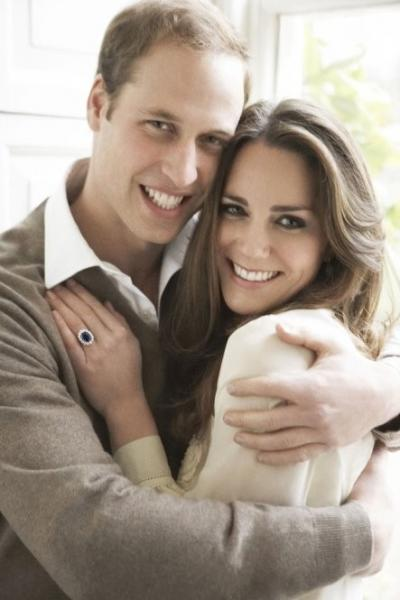 Prince William and Kate Middleton (Photo Credit- Pinterest)