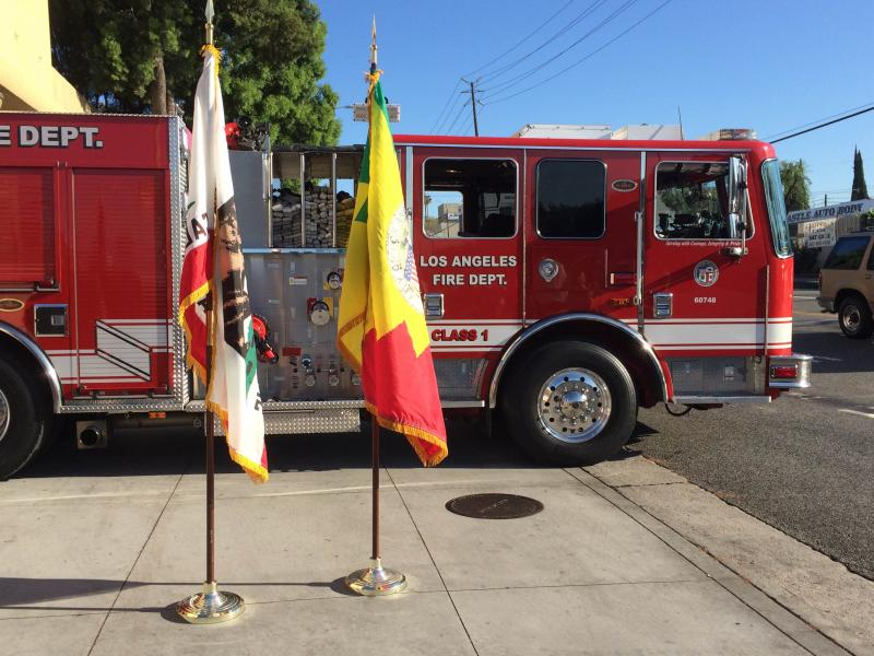 L A  Fire Station Gets 'Full Force,' 75 Others Still Understaffed