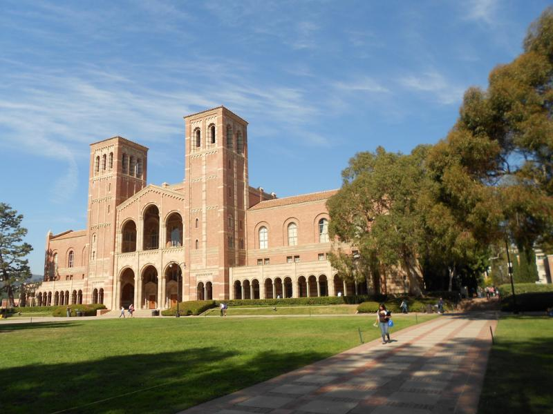 The UCLA campus (Denis Bocquet/Flickr)