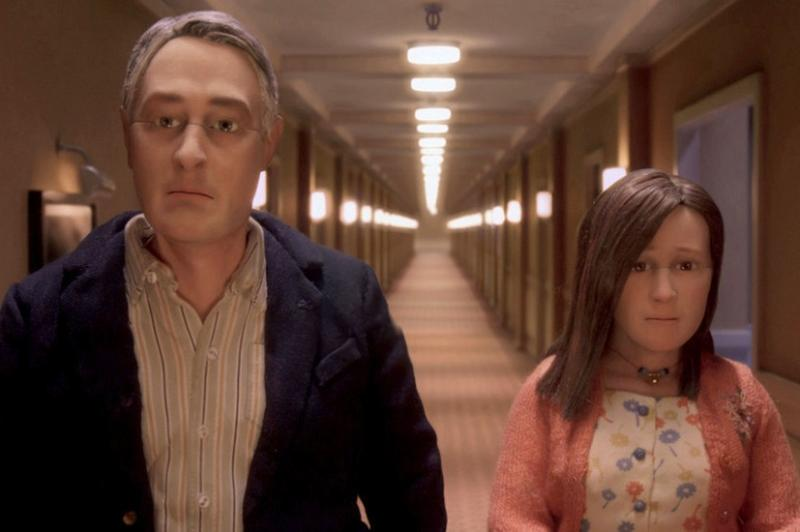 """Anomalisa"" is a comedy-drama for adults (Paramount Pictures)."