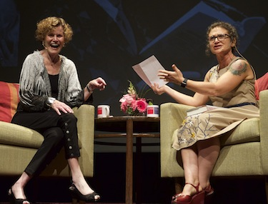 Judy Blume invented the Young Adult genre (Photo courtesy of Gary Leonard/LFLA)