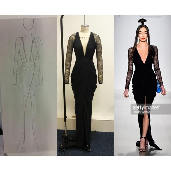 Nyfw Fall 2015 Michael Costello Review Neon Tommy