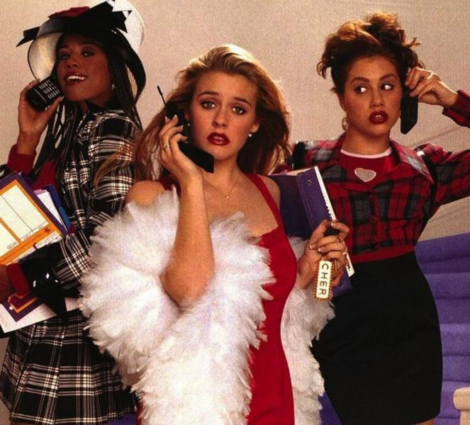 "As if ""Clueless"" could be off of this list... AS IF (Paramount)."