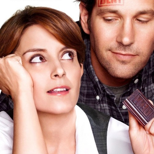 "Tina Fey and Paul Rudd costar in ""Admission"" together (Focus Features)"