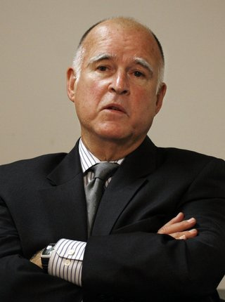 Gov. Jerry Brown (Creative Commons)