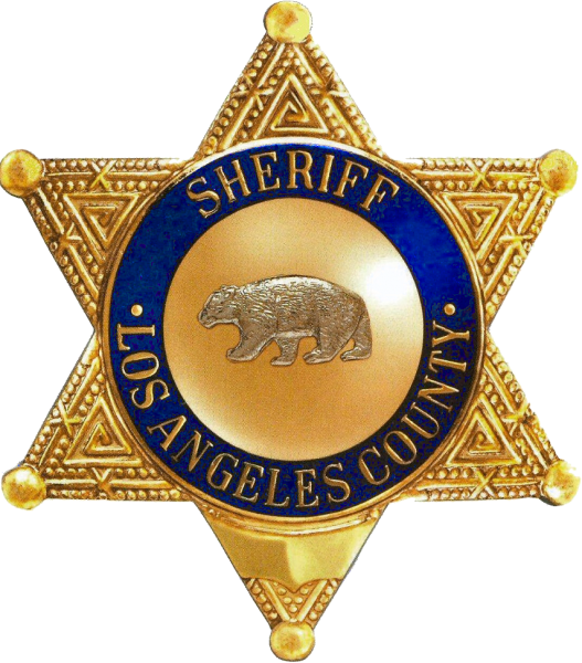 L.A. County Sheriff's Badge (Wikipedia Commons)
