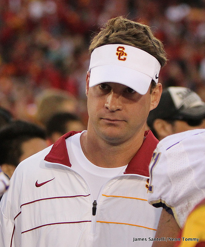 Lane Kiffin says his team is ready to go versus Cal